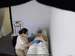 bbw mature hidden camera