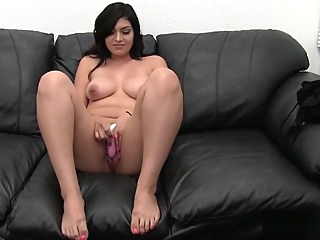 big ass brunette casting